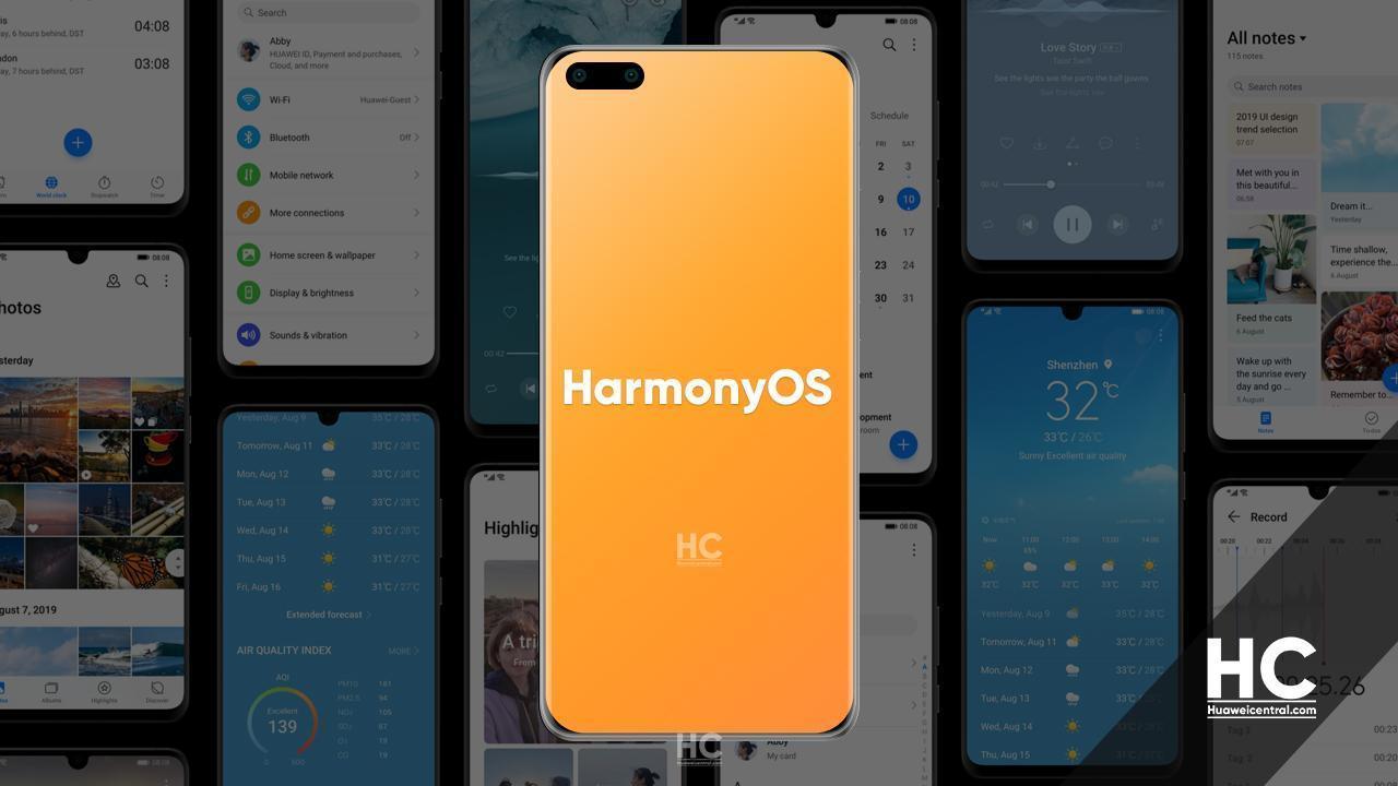 Harmony OS 3.0 Beta готовится убивать Android