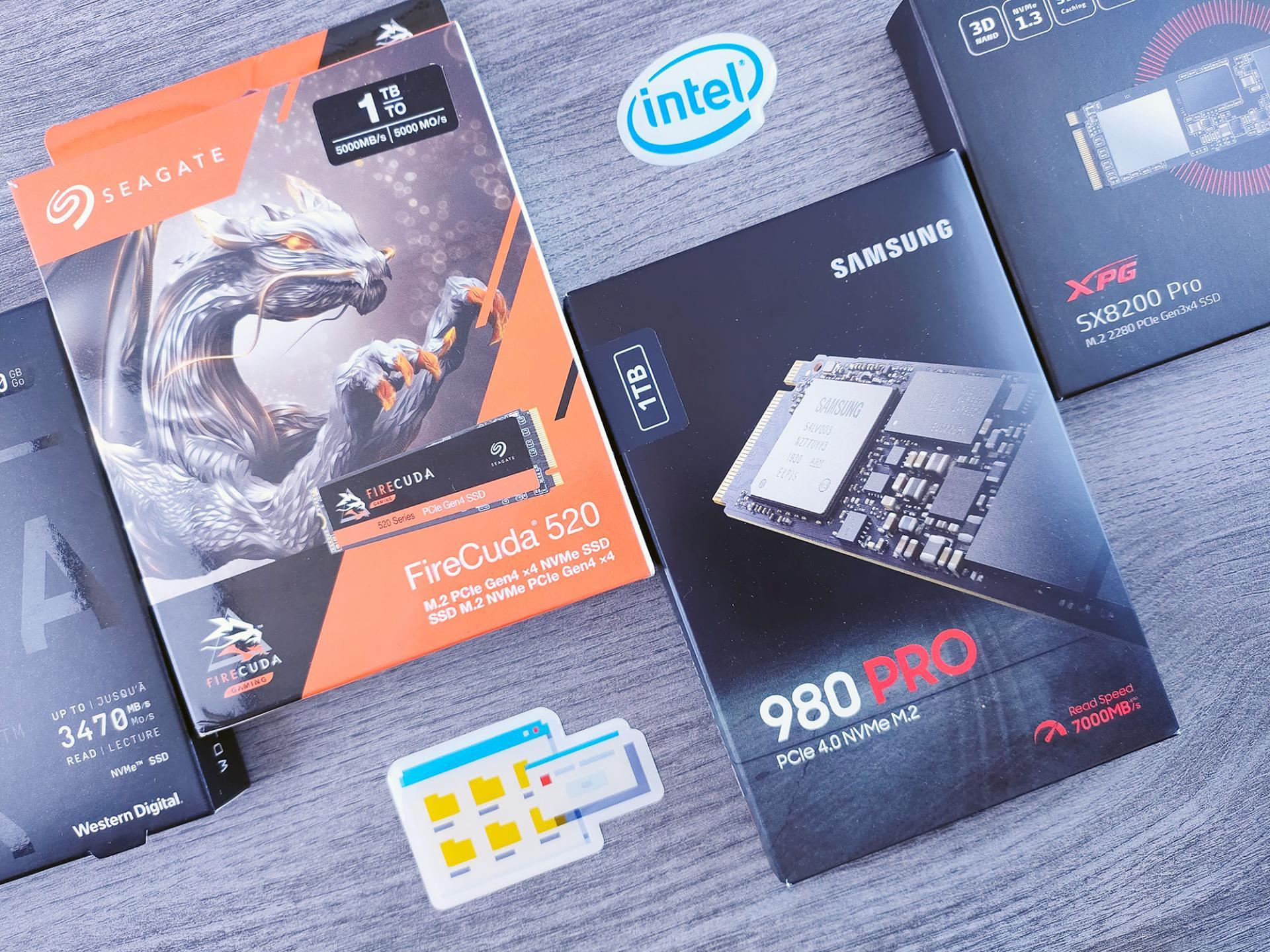 Intel подсказывает, как запустить Windows с самых новых NVMe SSD