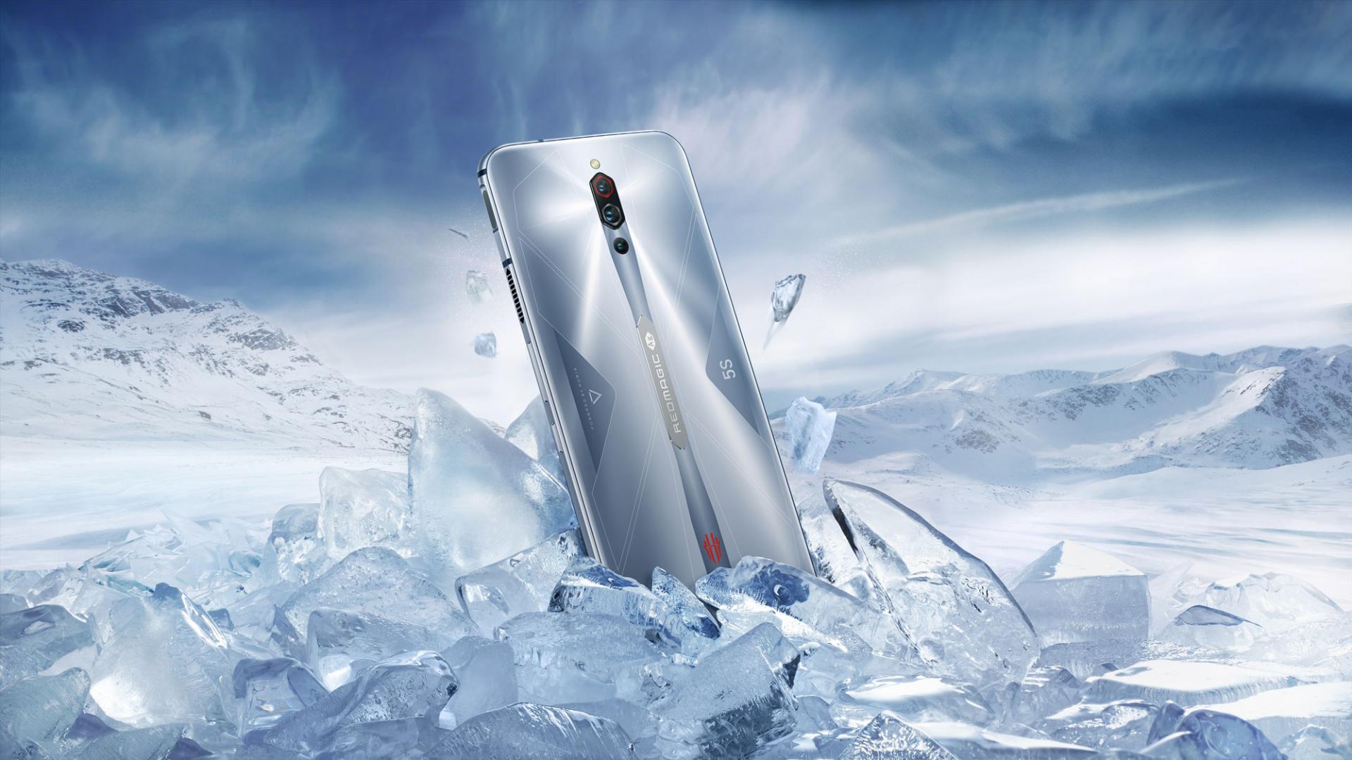 Смартфон RedMagic 5s от ZTE: специальная цена и подарки для покупателей