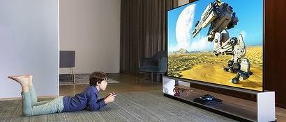 LG выпустила смарт-ТВ с операционкой специально для России