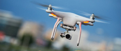 Власти разрешили производить в России дроны без лицензии