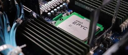AMD выпустила «самые производительные в мире» серверные процессоры дешевле Intel