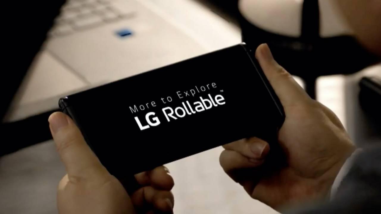 LG распродает невыпущенные смартфоны Velvet 2 Pro и складной Rollable среди своих сотрудников