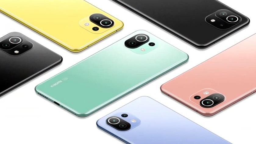 Xiaomi Mi 11 Lite и Xiaomi Mi 11 Lite 5G: лёгкие смартфоны, Qualcomm Snapdragon 780G и поддержка 5G