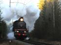 «Паровоз Победы» проедет по станциям Омской области