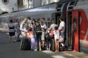 Перевозки пассажиров на СКЖД выросли в 3,6 раза в мае 2021 года