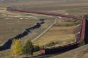 Через границу Китая с Монголией по маршрутам Китай – Европа в этом году прошло более 600 грузовых поездов