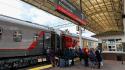 В апреле 2021 года перевозки пассажиров на КрасЖД выросли более чем в полтора раза