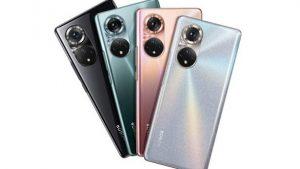 Honor представила линейку Honor 50 из трёх смартфонов. С Qualcomm и сервисами Google