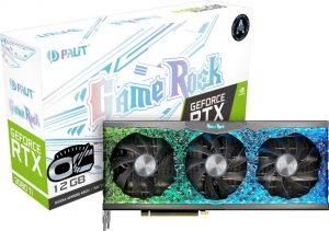 Видеокарты Palit GeForce RTX 3070 Ti используют тепловые трубки запатентованной формы