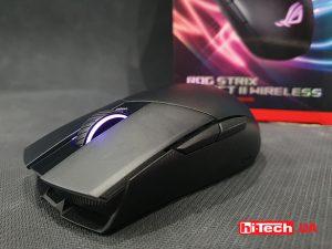Обзор мышки ASUS ROG Strix Impact II Wireless: точнее и независимее