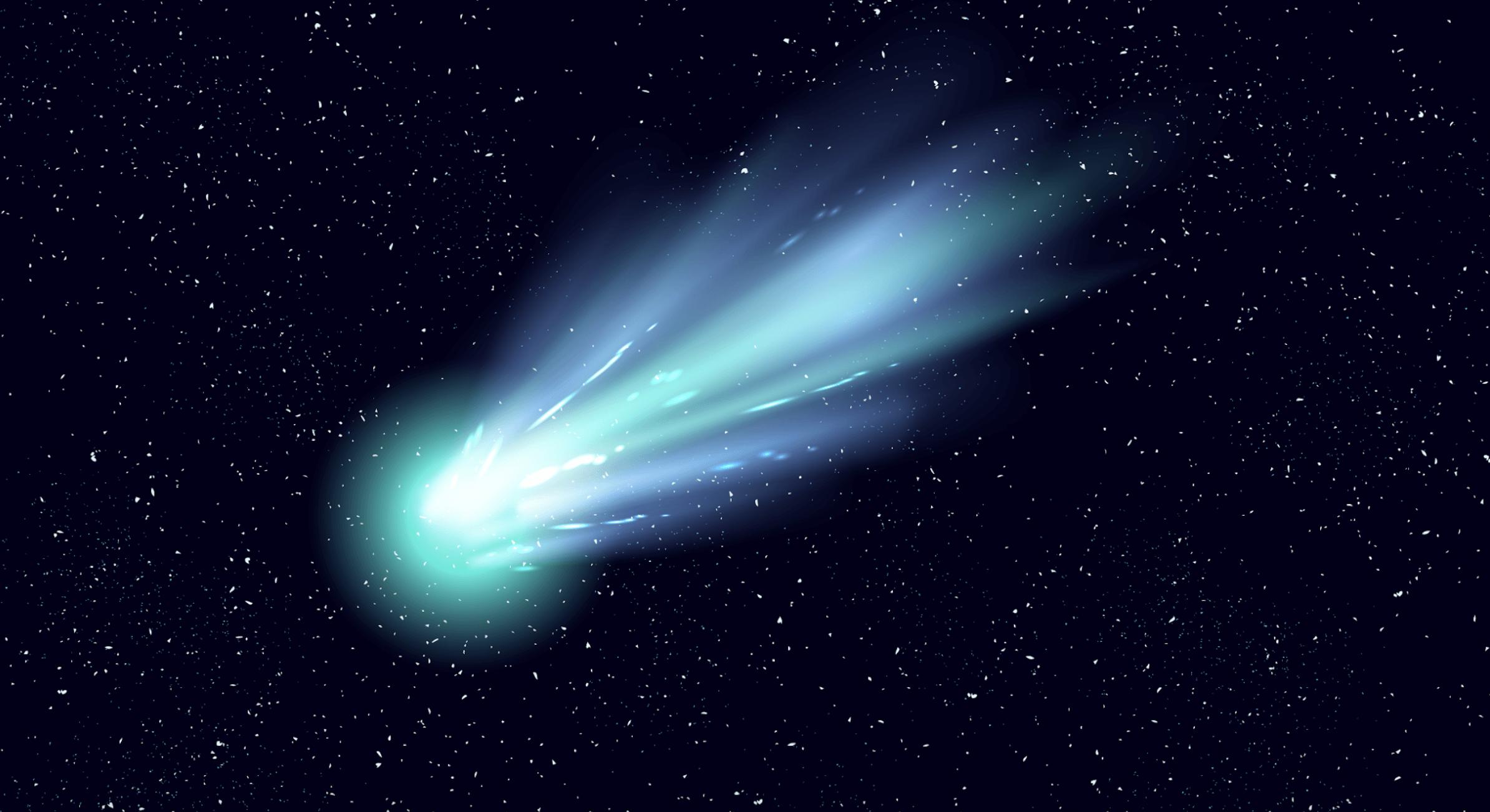Комета Леонардо станет самым зрелищным событием 2021 года