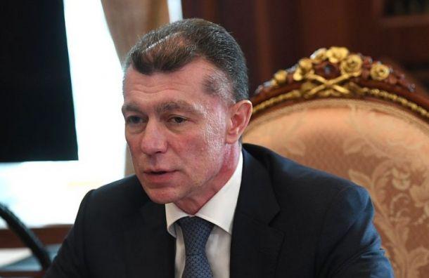 СМИ: Максим Топилин ушел с поста главы Пенсионного фонда