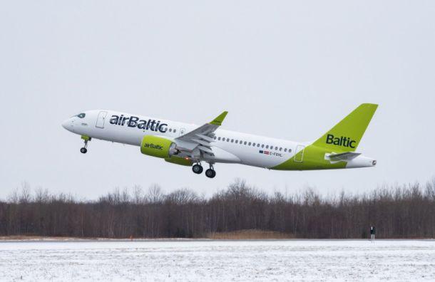 Самолеты из Петербурга начали летать в Ригу