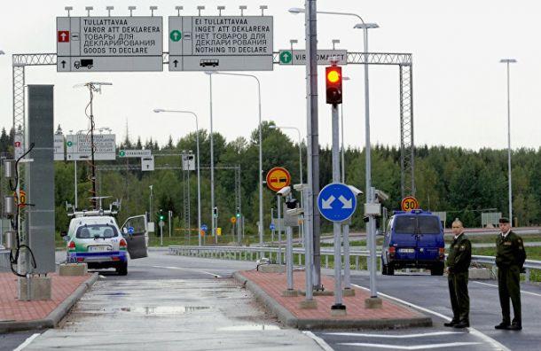 Финляндия вновь не пускает российских туристов на свою территорию