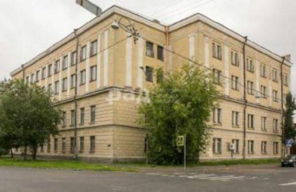Четыре здания киностудии имени Горького выставили на торги