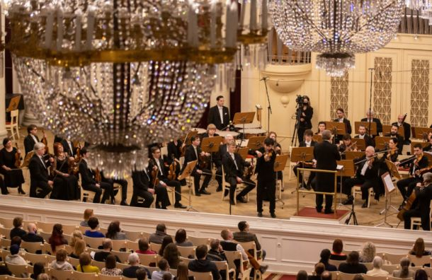 Петербургская филармония организует фестиваль в честь своего 100-летия