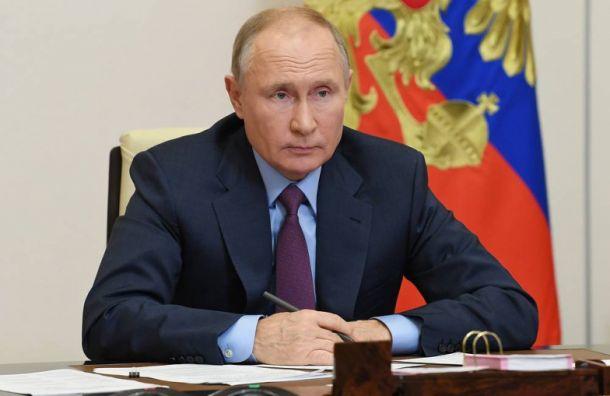 Путин отреагировал новым указом на стрельбу в школе Казани