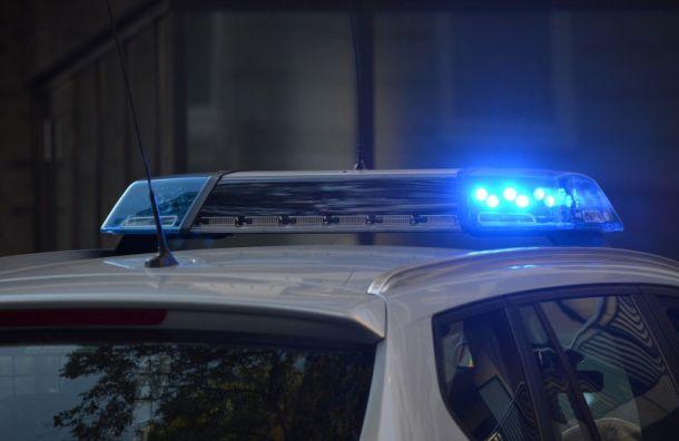 Водитель выбросил из окна автомобиля пакет с наркотиками, но его все равно задержали