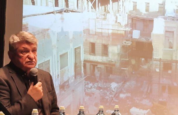 'Если сопротивление градозащитников будет ослабевать, город разорвут на куски'