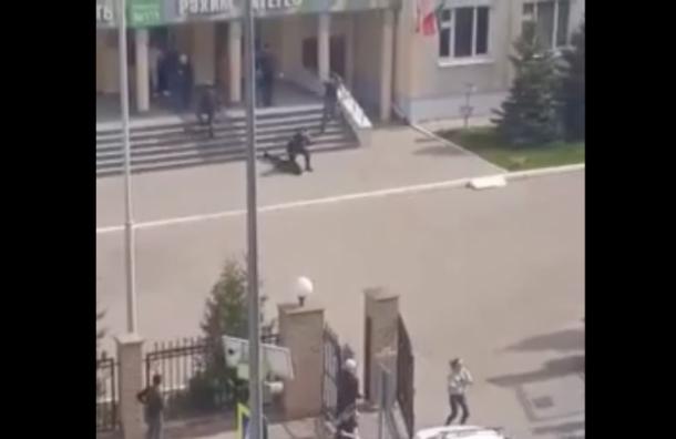 Стрельба в гимназии в Казани: двое нападавших, 11 погибших
