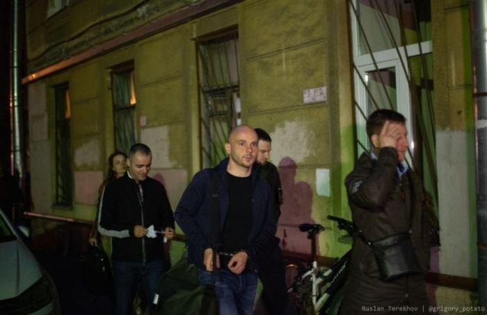 Андрей Пивоваров считает причиной задержания свое желание участвовать в выборах
