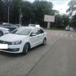 В Пятигорске пешеход попал под колеса автомобиля