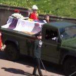 В Великобритании прошла церемония прощания с супругом королевы Елизаветы II принцем Филиппом