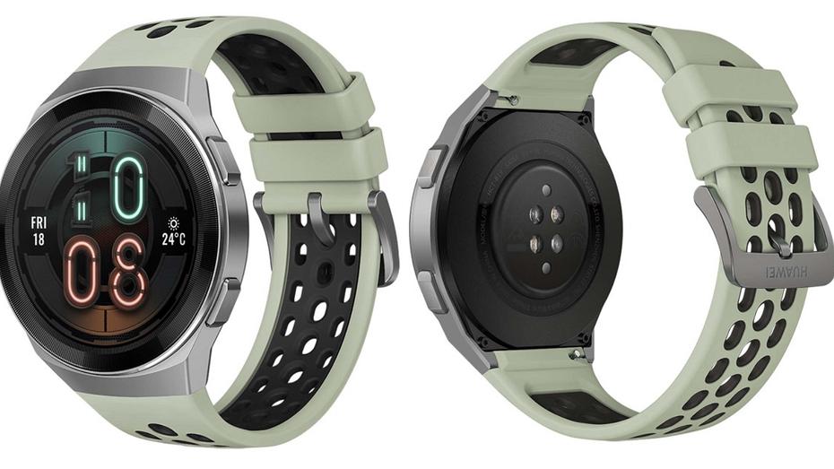 HUAWEI официально представила умные часы-долгожители Watch GT2e