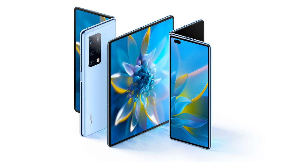 'Китаец', который в разы круче iPhone 12 Pro: Huawei представила складной флагман с гибким экраном Mate X2