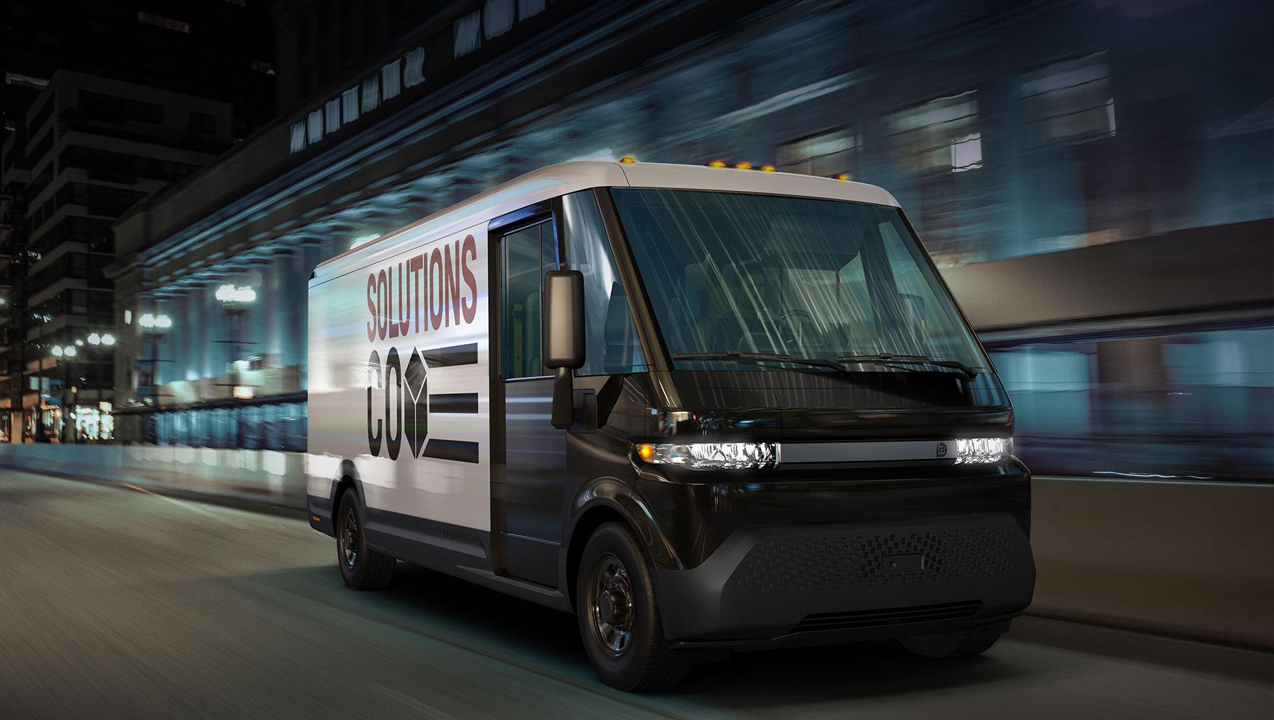 Концерн GM запустил доставочный бизнес BrightDrop