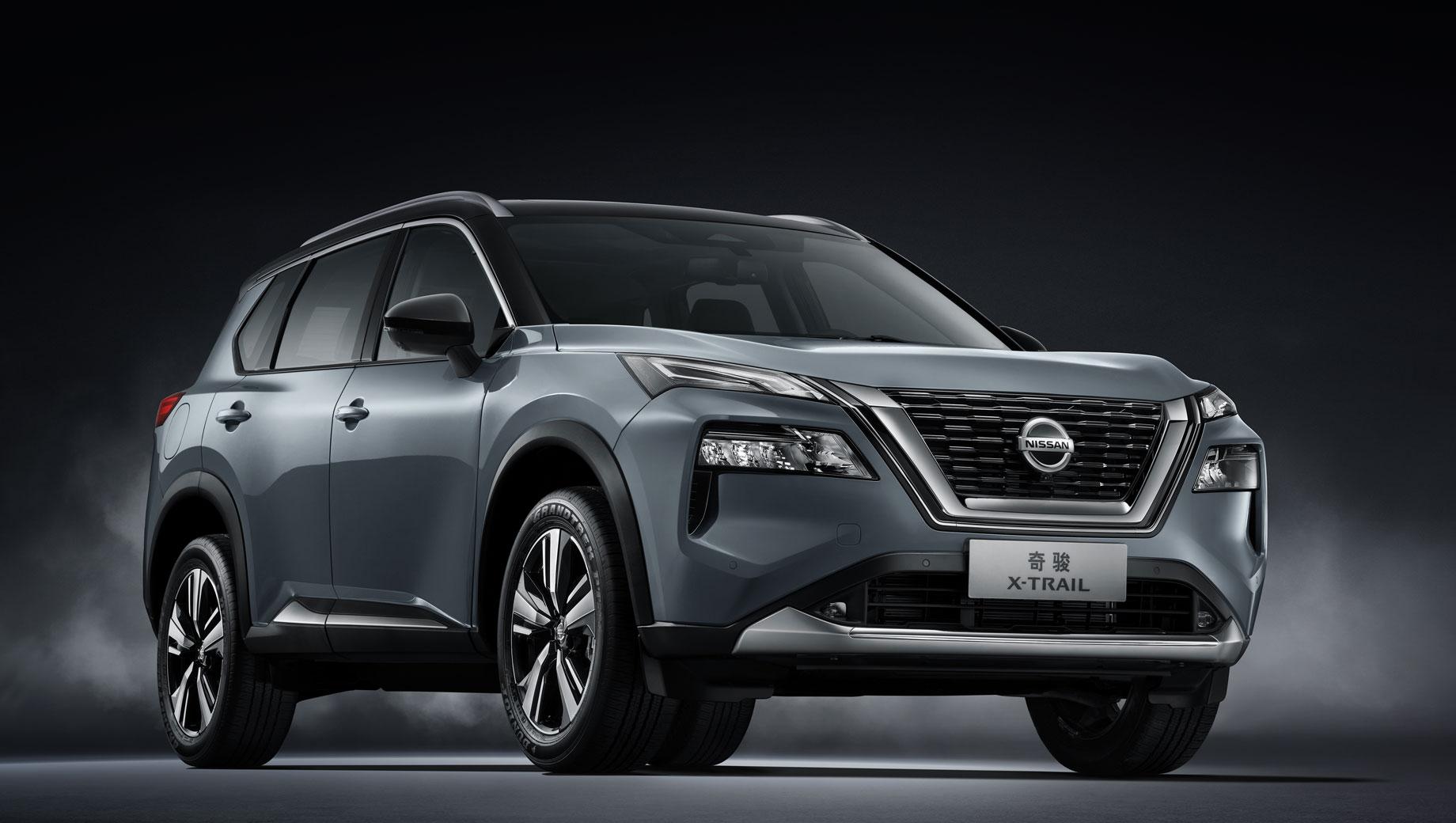 Новый Nissan X-Trail придёт в Россию к концу 2022 года