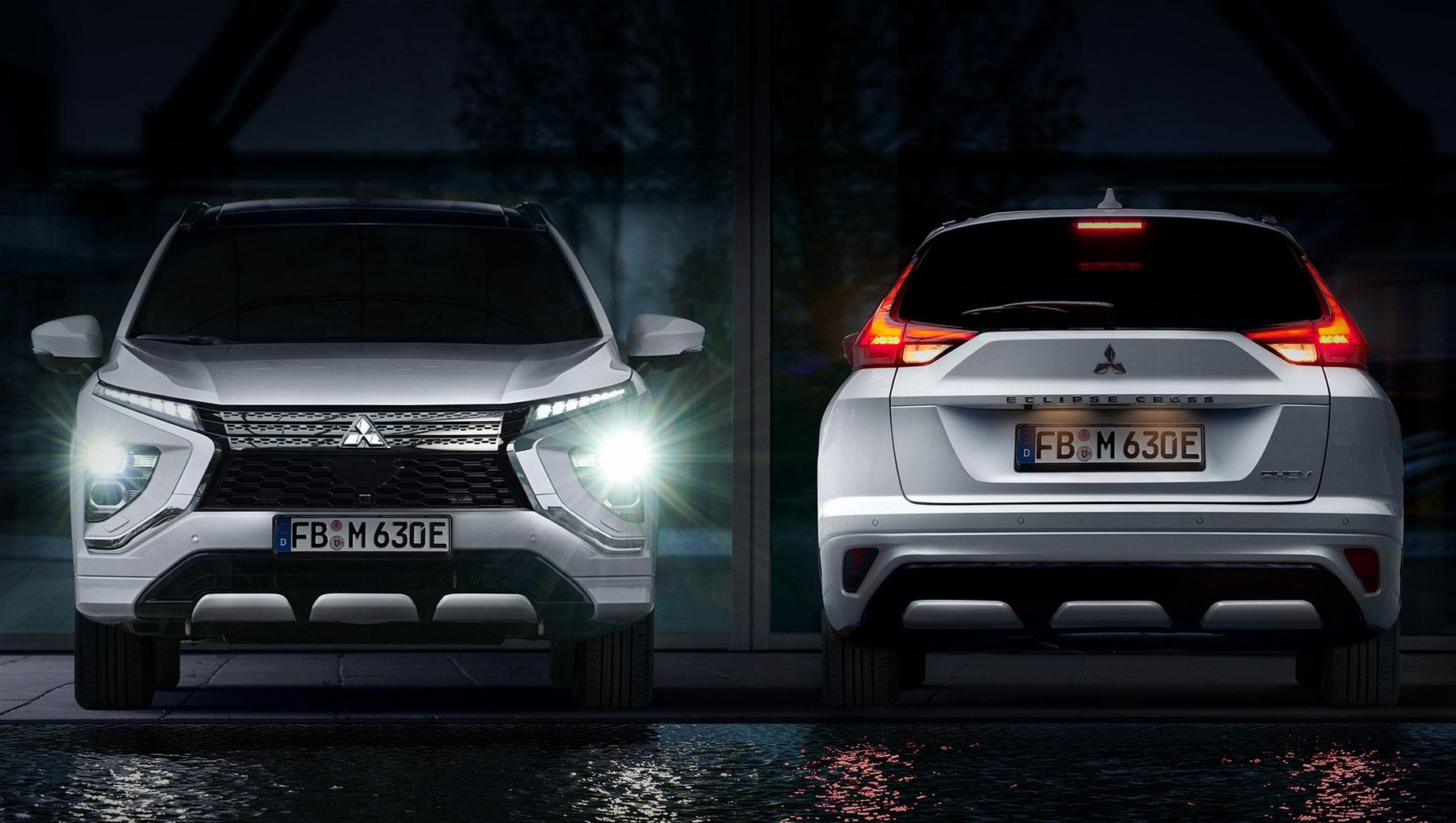 Mitsubishi клонирует для Европы две модели группы Renault
