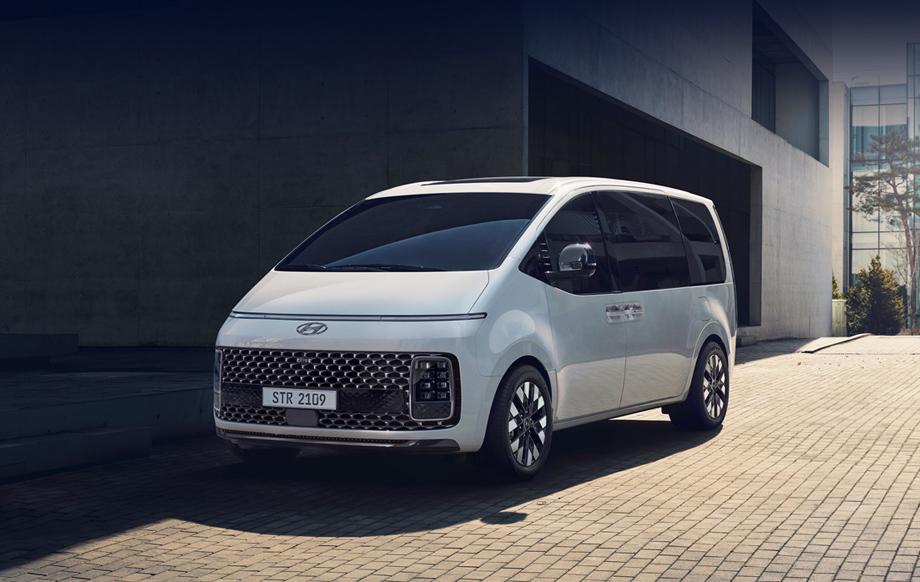 Hyundai Staria появится в России синхронно с другими рынками