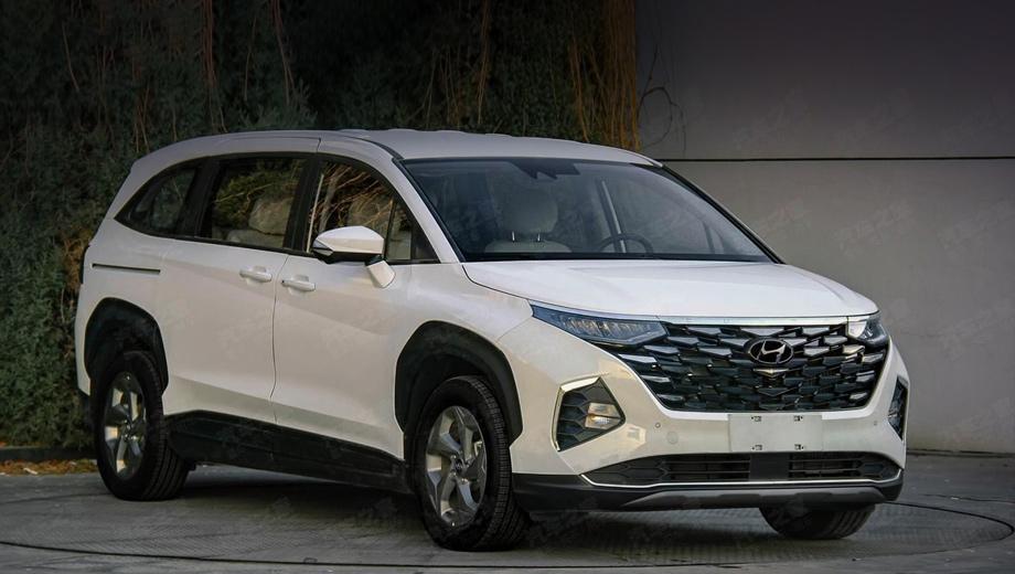 Минивэн Hyundai Custo прошёл сертификацию в Китае
