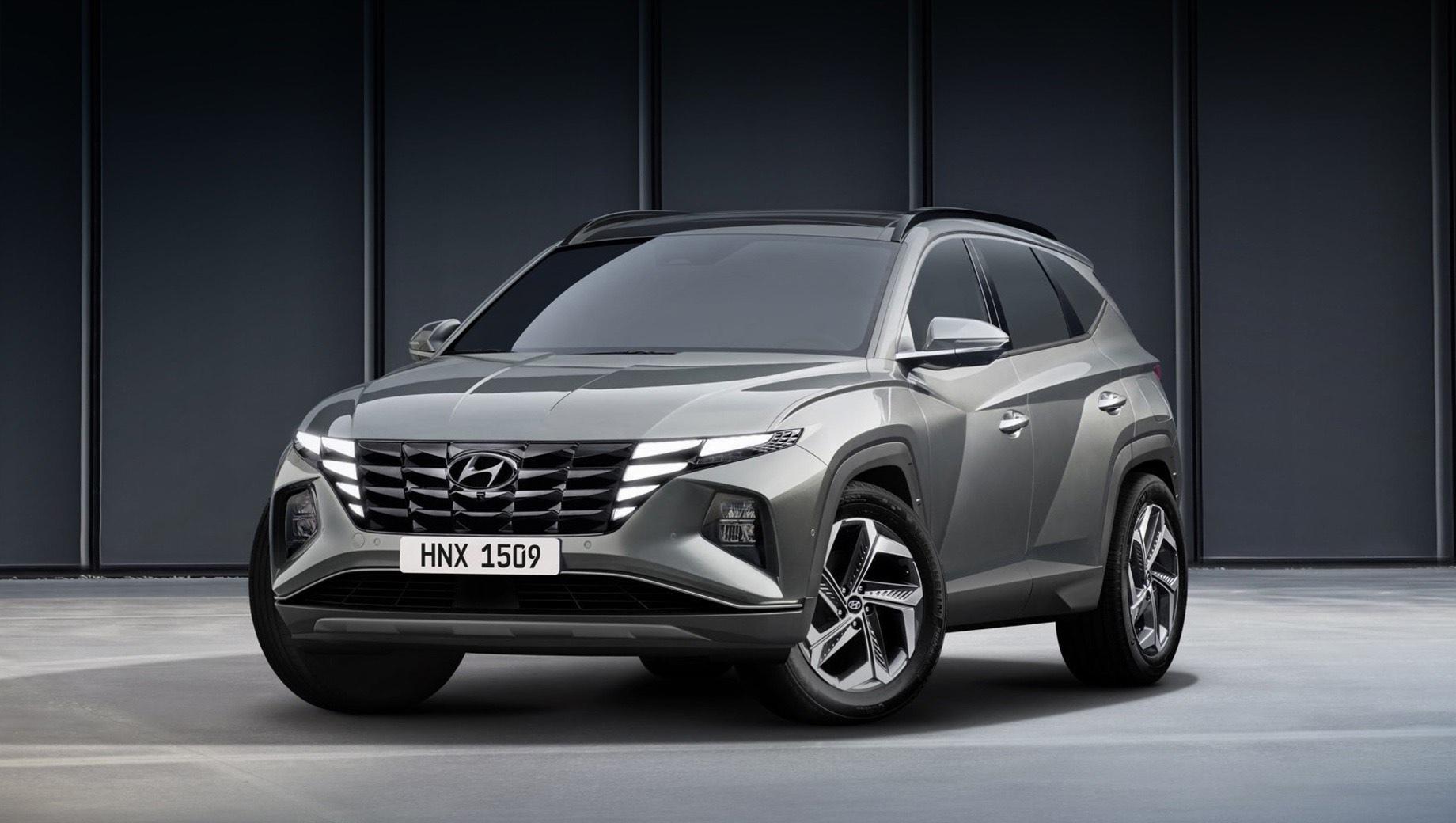 В Россию приедет удлинённый Hyundai Tucson