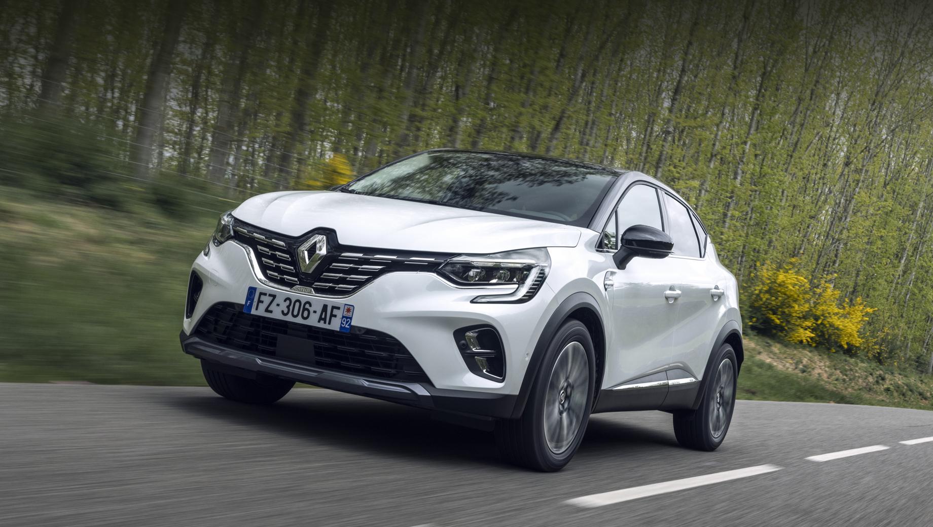 Марка Renault расширила гамму гибридных моделей