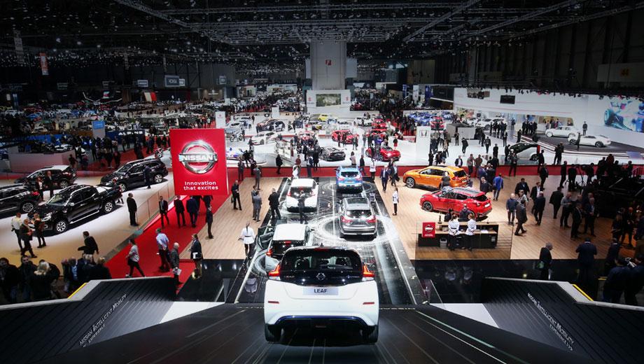 Женевское автошоу вернётся к публике в феврале 2022 года