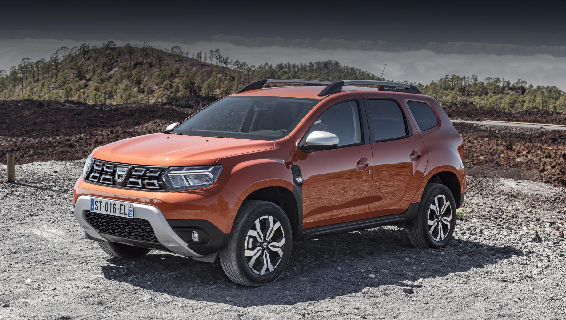 Паркетник Dacia Duster стал безопаснее и экономичнее