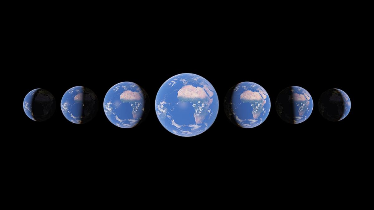 В Google Earth появились 3D-таймлапсы: можно смотреть, как менялся мир за 37 лет