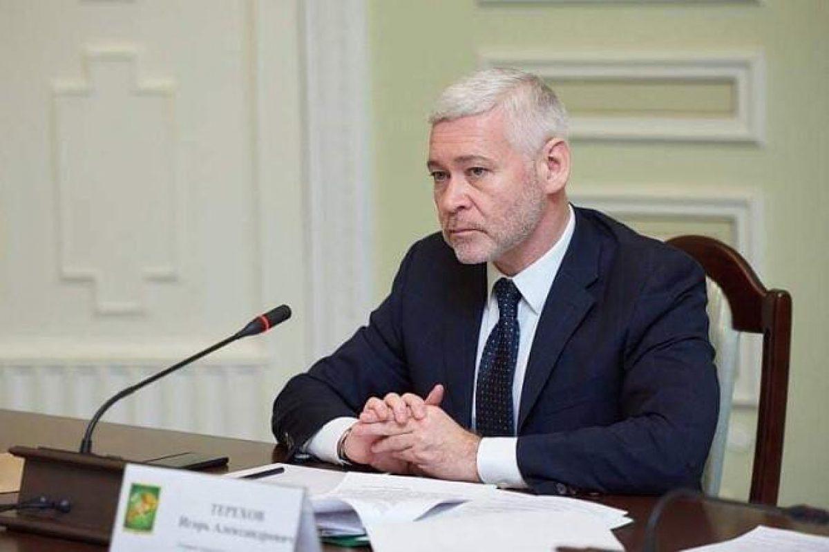 Харьковчане первыми в стране получили доступ к регистрации места проживания онлайн, - Терехов