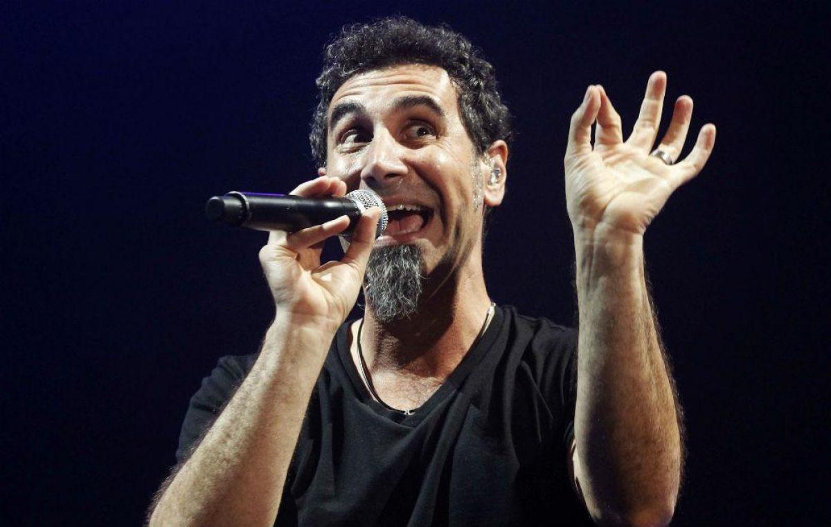 Фронтмен System of a Down Серж Танкян выпустил мини-альбом и клип к треку