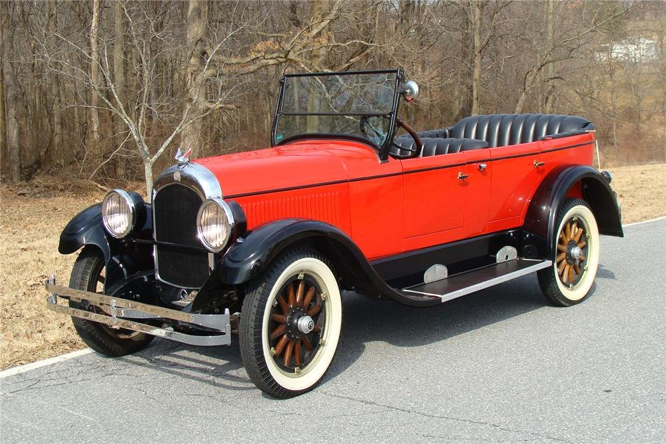 Самые первые автомобили известных компаний: часть 2