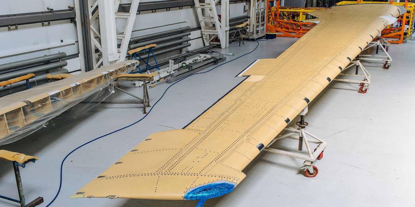 В России сделали крыло для МС-21 из отечественных композитов