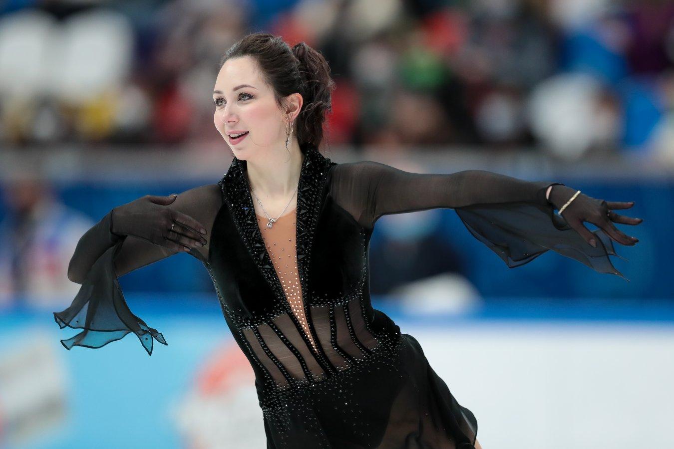 Елизавета Туктамышева показала, как выглядит её «место силы». Фото