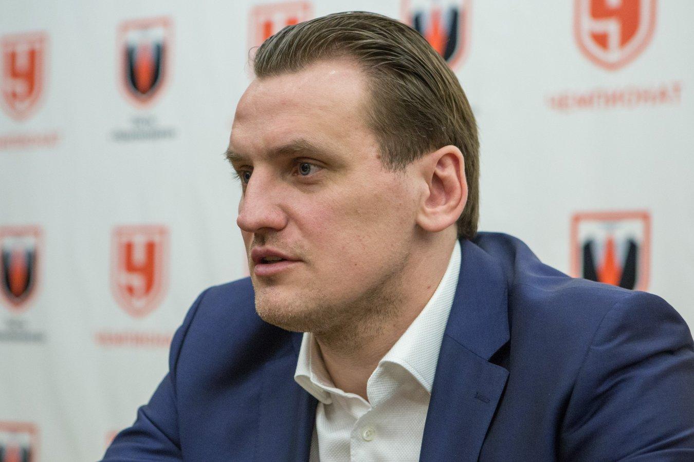 Дмитрий Булыкин объявил об уходе из «Локомотива»