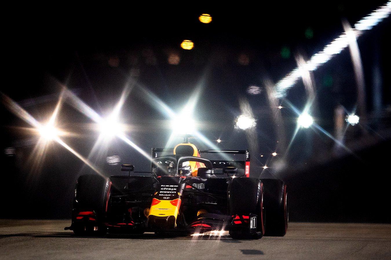 Гран-при Сингапура Формулы-1 отменён