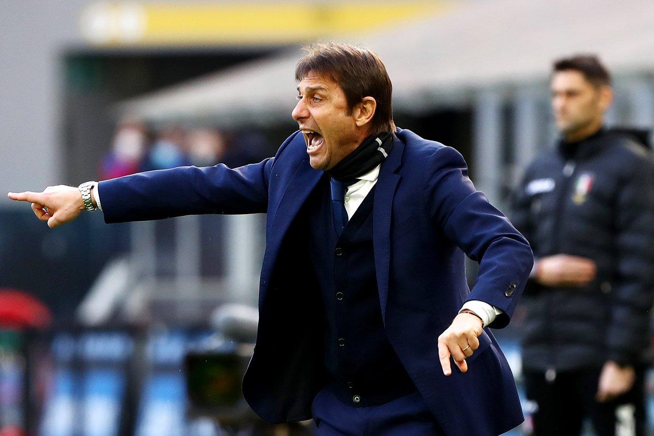 Антонио Конте покинул пост главного тренера «Интера»