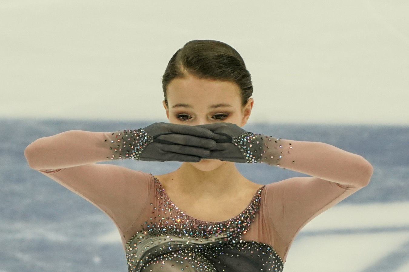 Анну Щербакову после проката по ошибке назвали фигуристкой из России