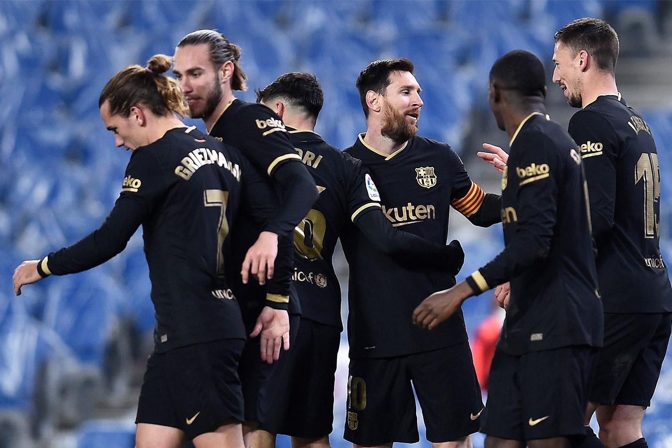 «Барселона» — самый дорогой футбольный клуб мира по версии Forbes